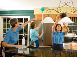 JC Cleaning Company Cleaning Team